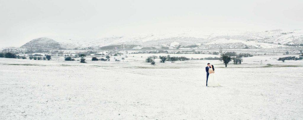 fondo nieve fotografia valladolid