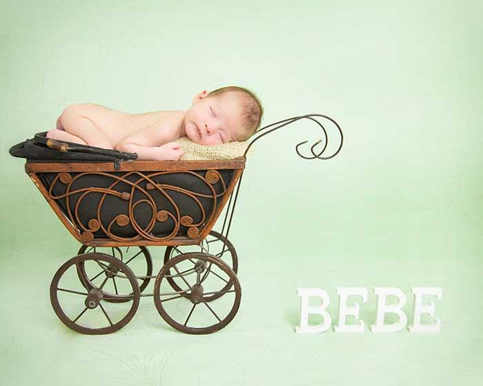 bebe fotografo