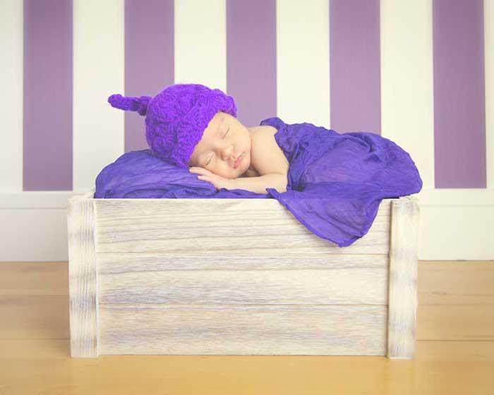 caja newborn valladolid